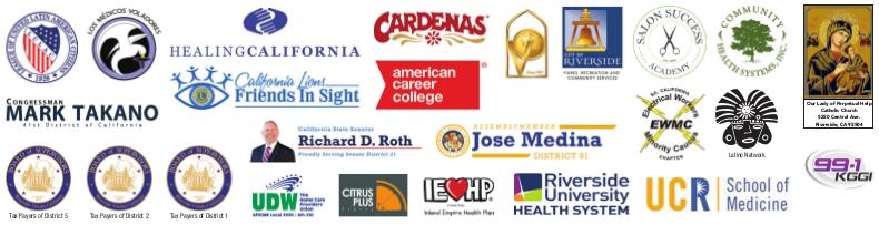 Health Fair Sponsors